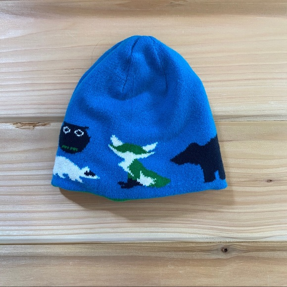 Columbia Youth Infant Baby Boys//Girls Blue Navy Hat OS NWT